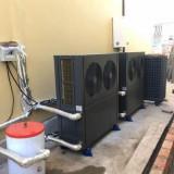 空气源热泵采暖机组