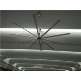 上海业森公司是专业的大型工业风扇生产厂家-业森供