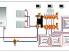 散热器&地暖混装技术方案详解!