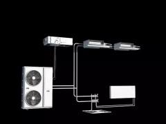 户式热泵两联供设计施工将有据可依