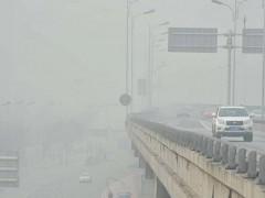 别只说冬天空气污染重 实夏天雾霾也超标