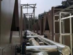 改造河北高校锅炉 32台芬尼克兹空气能热泵打造高端采