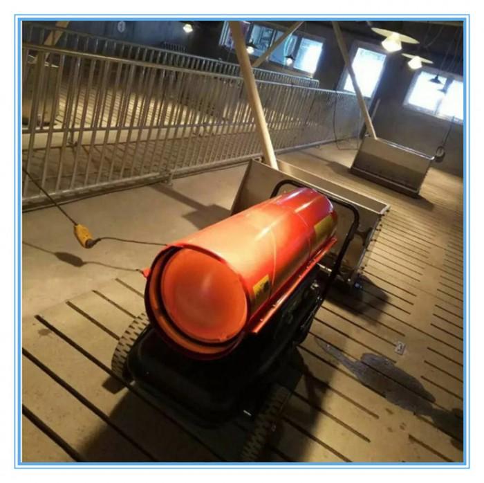 养猪加热设备 养殖取暖设备 永备柴油热风机