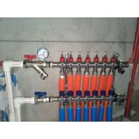 重庆分水器 304不锈钢自带流量计分集水器